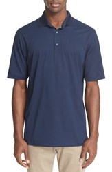 Paul And Shark Men's Graphic Check Polo