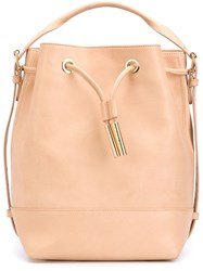 Opening Ceremony Sack Backpack Nude And Neutrals
