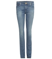 True Religion Cora Denim Skinny Jeans Blue