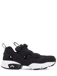 Reebok Instapump Fury Nylon Sneakers Black