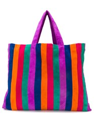 Stouls Chacha Striped Tote Bag 60