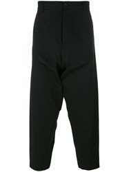 Societe Anonyme Sauvage Summer Trousers Black