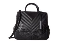 Vince Camuto Delma Satchel Black Satchel Handbags
