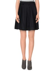 Marco Bologna Skirts Knee Length Skirts Women Black