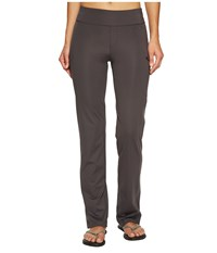 Royal Robbins Jammer Knit Pants Charcoal Heather Casual Pants Gray