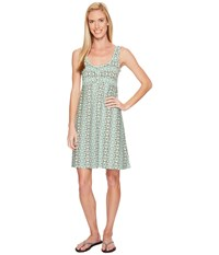 Carve Designs Aloha Dress Reed Teton Women's Dress Green