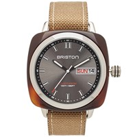 Briston Clubmaster Sport Hms Watch Grey