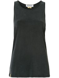 Monreal London Muscle Tank Top Grey