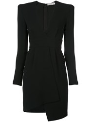 A.L.C. Mara Mini Dress Black