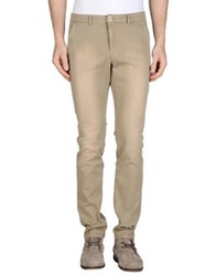 Joe Rivetto Casual Pants Beige
