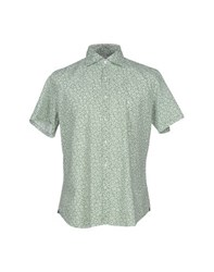 Agho Shirts Shirts Men Green