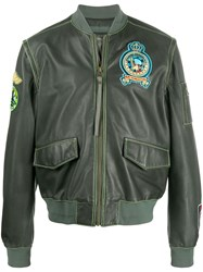 Mr And Mrs Italy Patchwork Bomber 60