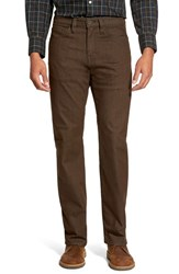 Men's 34 Heritage 'Charisma' Relaxed Fit Jeans Brown Comfort