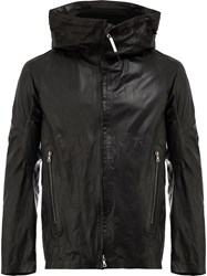 Isaac Sellam Experience Zip Up Jacket Black