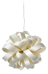 Lzf Agatha Bolla Suspension Ivory White E26 Standard Medium Base Cream Green Grey