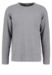 Filippa K Jumper Grey Melange Mottled Grey
