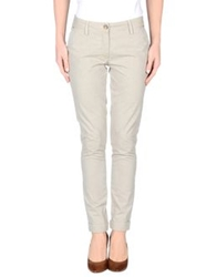 Heavy Project Casual Pants Grey