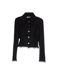 Valentino Roma Suits And Jackets Blazers Women Black