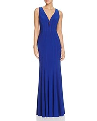 Decode 1.8 Seamed Gown 100 Exclusive Royal