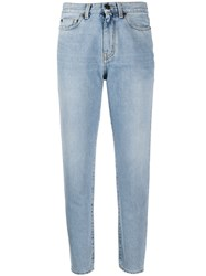 Saint Laurent Straight Leg Boyfriend Jeans 60