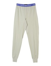 Emporio Armani Sleepwear Light Grey