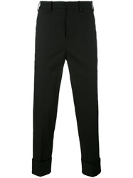 Neil Barrett Classic Chinos Black