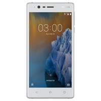 Nokia 3 Smartphone Android 5 4G Lte Sim Free 16Gb Silver
