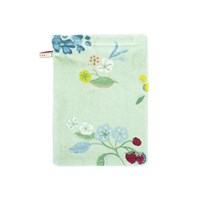 Pip Studio Hummingbirds Green Towel Wash Mitt