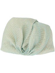 Missoni Draped Turban Blue