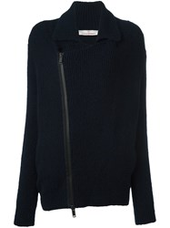 A.F.Vandevorst 'Train' Cardigan Blue