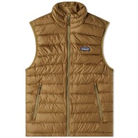 Patagonia Down Sweater Vest Green