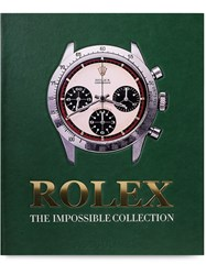 Assouline Rolex The Impossible Collection 60