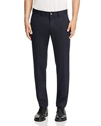 John Varvatos Star Usa Bowery Stretch Wool Slim Fit Pants 100 Bloomingdale's Exclusive Marine