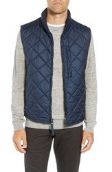 Marc New York Chester Packable Quilted Vest Ink
