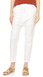 Citizens Of Humanity Sadie Utility Pants Soft White