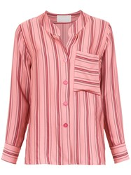 Lilly Sarti Jolie Shirt Pink And Purple