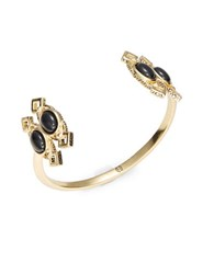 House Of Harlow Lady Grace Cuff Bracelet Gold