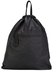Hope Joh Zack Backpack Women Nylon Polyester One Size Black