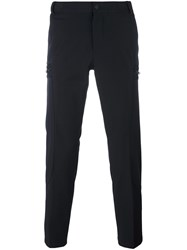 Marcelo Burlon County Of Milan Tapered Trousers Black
