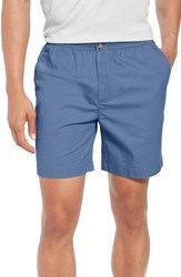 Vineyard Vines Jetty Stretch Cotton Shorts Moonshine