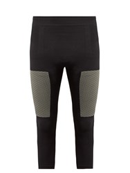 Adidas Day One Cropped Performance Leggings Black