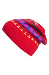 J.Crew Women's Holly Fair Isle Wool Hat