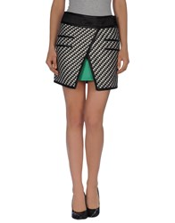 Barbara Bui Skirts Mini Skirts Women Black
