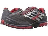 Inov 8 Trailtalon 275 Gtx Grey Dark Red Men's Running Shoes Gray