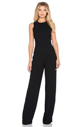 Sam Edelman Angelina Halter Jumpsuit Black