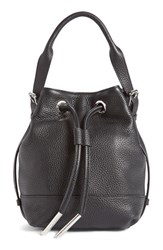 Opening Ceremony 'Mini Izzy' Pebbled Leather Backpack