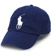 Polo Ralph Lauren Holiday Cotton Cap Holiday Navy
