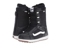 Vans Hi Standard '17 Black White Men's Cold Weather Boots