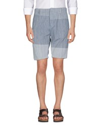 One Seven Two Bermudas Slate Blue