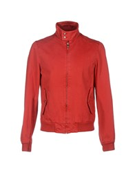 Department 5 Coats And Jackets Jackets Men Red